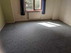 house clearance london - after clearance