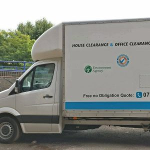house clearance london truck