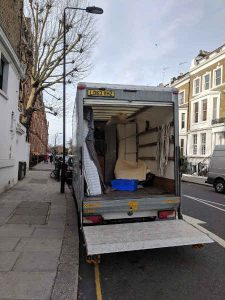 house and office clearance ltd - truck