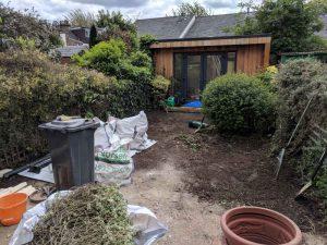garden clearance london hampstead - garden furniture removals london