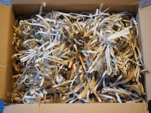 data shredding service london